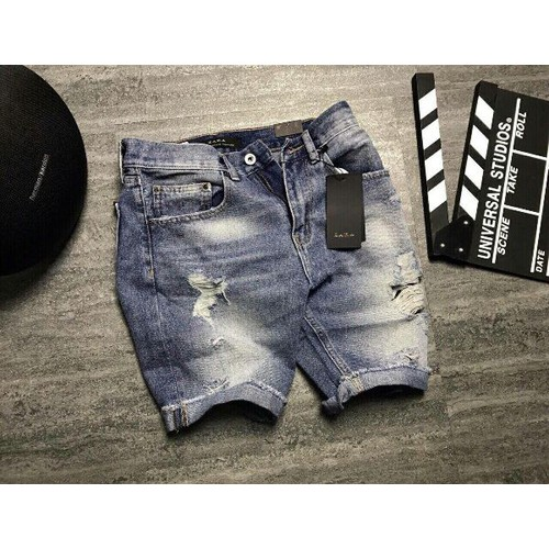 Quần shorts jean nam thời trang - 4922237 , 17735183 , 15_17735183 , 135000 , Quan-shorts-jean-nam-thoi-trang-15_17735183 , sendo.vn , Quần shorts jean nam thời trang