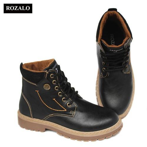 Giày boot nam cao cấp chống thấm chống trơn trượt Rozalo RM6823-Nhiều màu - 7695379 , 17722441 , 15_17722441 , 427000 , Giay-boot-nam-cao-cap-chong-tham-chong-tron-truot-Rozalo-RM6823-Nhieu-mau-15_17722441 , sendo.vn , Giày boot nam cao cấp chống thấm chống trơn trượt Rozalo RM6823-Nhiều màu