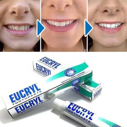 Bộ đôi Kem tẩy trắng răng và bột trắng răng EUCRYL - 7696261 , 17730364 , 15_17730364 , 140000 , Bo-doi-Kem-tay-trang-rang-va-bot-trang-rang-EUCRYL-15_17730364 , sendo.vn , Bộ đôi Kem tẩy trắng răng và bột trắng răng EUCRYL