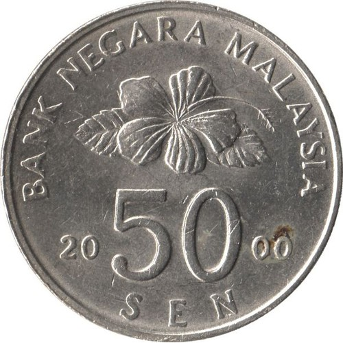 Đồng xu 50 sen Malaysia - tiền xu sưu tầm - tiền may mắn - xu may mắn - 8057875 , 17719486 , 15_17719486 , 70000 , Dong-xu-50-sen-Malaysia-tien-xu-suu-tam-tien-may-man-xu-may-man-15_17719486 , sendo.vn , Đồng xu 50 sen Malaysia - tiền xu sưu tầm - tiền may mắn - xu may mắn