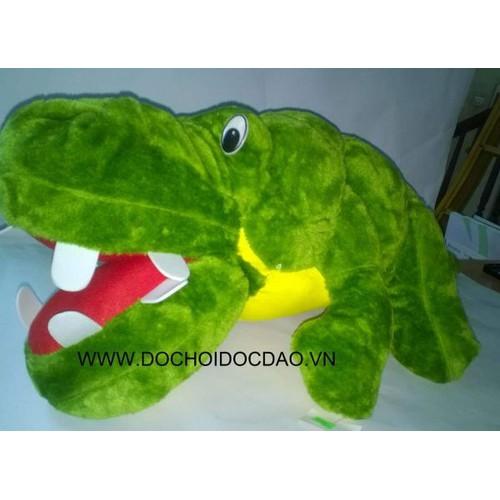 Thú nhồi bông cá sấu - 8073508 , 17726254 , 15_17726254 , 85000 , Thu-nhoi-bong-ca-sau-15_17726254 , sendo.vn , Thú nhồi bông cá sấu