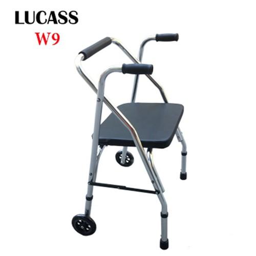 Khung Tập Đi Có Ghế Ngồi Lucass - 8077664 , 17727971 , 15_17727971 , 650000 , Khung-Tap-Di-Co-Ghe-Ngoi-Lucass-15_17727971 , sendo.vn , Khung Tập Đi Có Ghế Ngồi Lucass