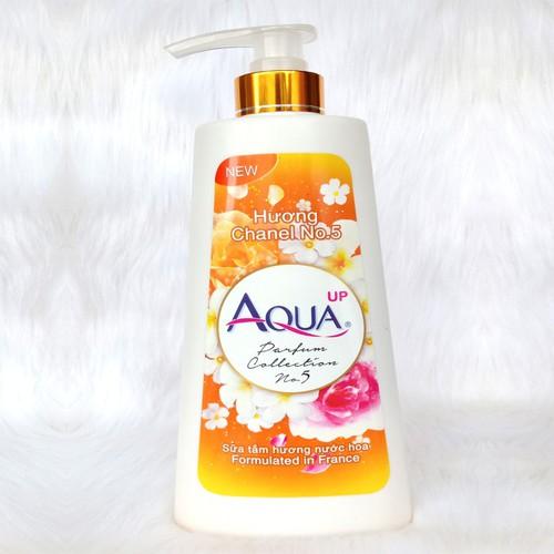 Sữa Tắm Hương Nước Hoa Aqua 650g