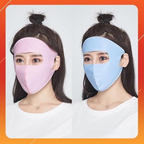 Sỉ 20 khẩu trang chống nắng ninja chống tia uv