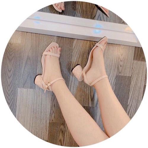 Giày sandal cao gót nữ đẹp