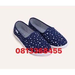 giày nữ vải combo 6