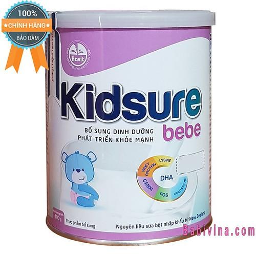Sữa Bột Kidsure Bebe 400g