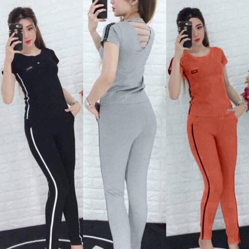 Sét bộ thời trang dây lưng tôn dáng siêu đẹp-bm58