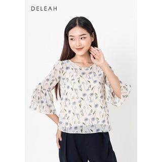 De Leah - Áo Croptop Tay Chuông - Thời trang thiết kế - A1906041Trh thumbnail