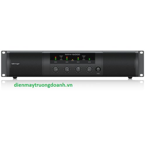 Behringer NX4-6000 EU cục đẩy công suất 4 kênh x1600w nhập khẩu chính hãng - 8083765 , 17730136 , 15_17730136 , 12560000 , Behringer-NX4-6000-EU-cuc-day-cong-suat-4-kenh-x1600w-nhap-khau-chinh-hang-15_17730136 , sendo.vn , Behringer NX4-6000 EU cục đẩy công suất 4 kênh x1600w nhập khẩu chính hãng