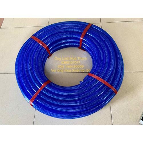 Ống nước nhựa PVC 20ly