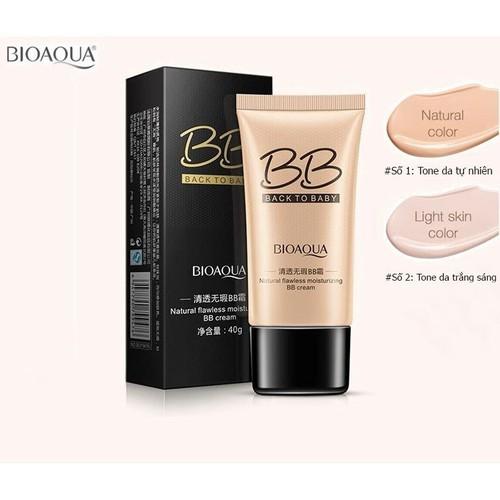 [CHÍNH HÃNG] Kem BB che khuyết điểm hoàn hảo BIOAQUA natural flawless moisturizing