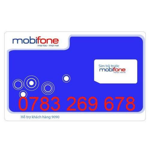 Sim mobifone số đẹp giá rẻ 0783 269 678 - Sảnh tiến 678 - 8114113 , 17741966 , 15_17741966 , 498000 , Sim-mobifone-so-dep-gia-re-0783-269-678-Sanh-tien-678-15_17741966 , sendo.vn , Sim mobifone số đẹp giá rẻ 0783 269 678 - Sảnh tiến 678