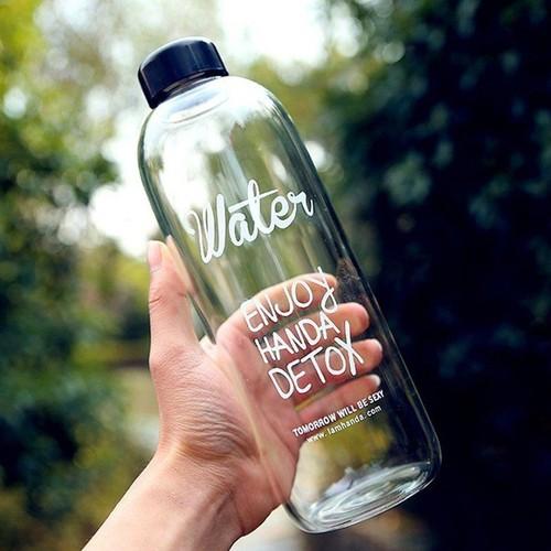 Bình đựng nước water pongdang 600ml có túi