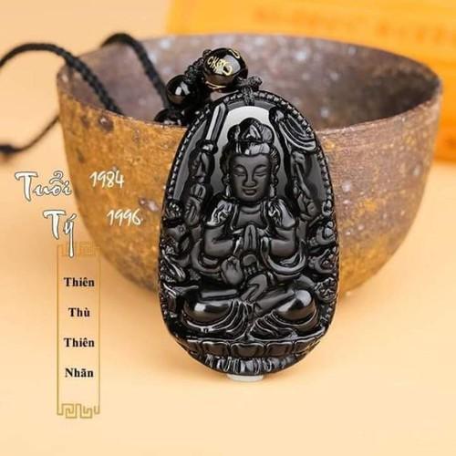 Phật Bảng Mệnh Thiên Thủ Thiên Nhãn tặng dây đeo