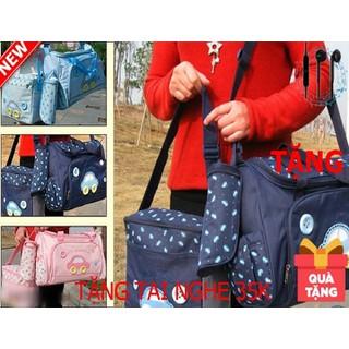 Balo Túi Xách Cho Mẹ Và Bé Mẫu mới P56D13M1 - P56D13M1 thumbnail