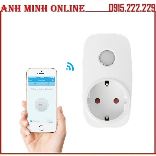 Ổ cắm thông minh wifi broad link sp3 - 19092491 , 17760519 , 15_17760519 , 329000 , O-cam-thong-minh-wifi-broad-link-sp3-15_17760519 , sendo.vn , Ổ cắm thông minh wifi broad link sp3