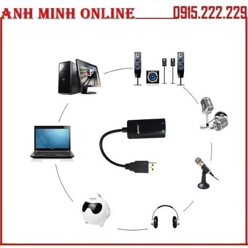 Card âm thanh gắn ngoài cho máy tính K-Mic KM720 - 4726009 , 17742850 , 15_17742850 , 190000 , Card-am-thanh-gan-ngoai-cho-may-tinh-K-Mic-KM720-15_17742850 , sendo.vn , Card âm thanh gắn ngoài cho máy tính K-Mic KM720