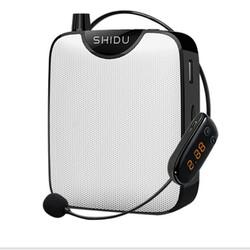 Loa trợ giảng không dây SHIDU S510 - TẶNG SẠC + MIC CÓ DÂY