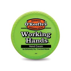 KEM DƯỠNG DA TAY HOẶC DA CHÂN OKEEFFE WORKING HANDS HAND CREAM 96grAM TỪ MỸ