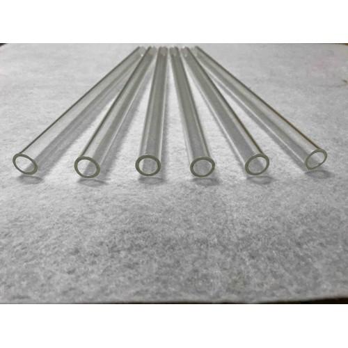 Ống thuỷ tinh fi 6 dài 20cm 30 ống