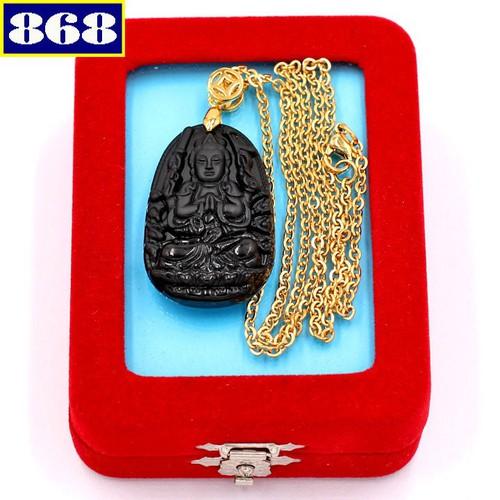 Dây chuyền Phật Thiên Thủ Thiên Nhãn 3.6 đen DIVTEB8 hộp nhung - 11125128 , 17761193 , 15_17761193 , 220000 , Day-chuyen-Phat-Thien-Thu-Thien-Nhan-3.6-den-DIVTEB8-hop-nhung-15_17761193 , sendo.vn , Dây chuyền Phật Thiên Thủ Thiên Nhãn 3.6 đen DIVTEB8 hộp nhung