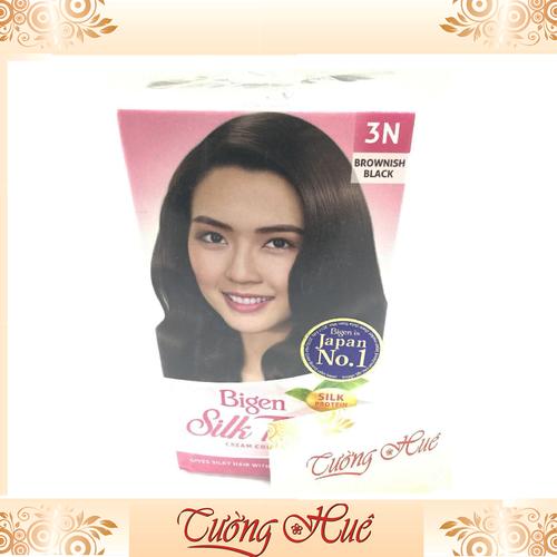 Kem nhuộm tóc bigen silk touch cream color #3n - nâu đen. - 19090859 , 17750571 , 15_17750571 , 146000 , Kem-nhuom-toc-bigen-silk-touch-cream-color-3n-nau-den.-15_17750571 , sendo.vn , Kem nhuộm tóc bigen silk touch cream color #3n - nâu đen.