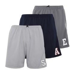 Quần shorts thun chữ cái cao cấp QT001