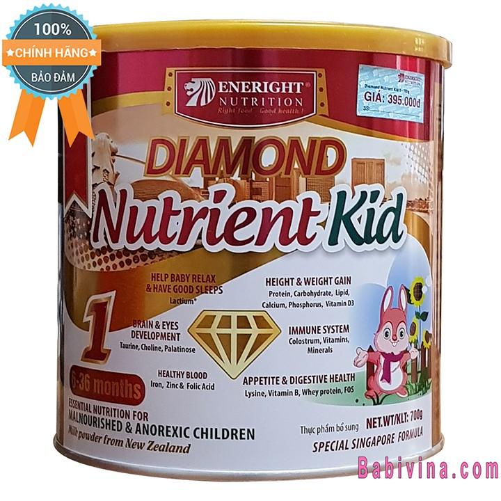 [CHO XEM HÀNG] Sữa Bột Diamond Nutrient Kid 1 700g