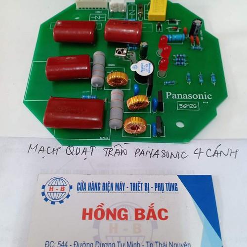 Mạch điều khiển quạt trần Panasonic 4 cánh - 8144064 , 17757086 , 15_17757086 , 350000 , Mach-dieu-khien-quat-tran-Panasonic-4-canh-15_17757086 , sendo.vn , Mạch điều khiển quạt trần Panasonic 4 cánh
