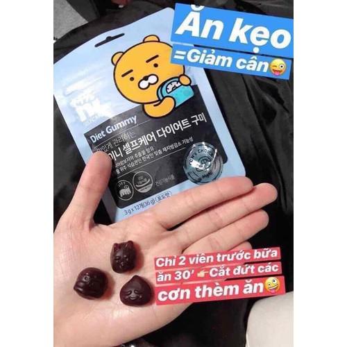 Kẹo giảm cân DIET GUMMY Hàn - 8134574 , 17749618 , 15_17749618 , 80000 , Keo-giam-can-DIET-GUMMY-Han-15_17749618 , sendo.vn , Kẹo giảm cân DIET GUMMY Hàn