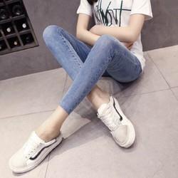 quần jean bầu hàng đẹp