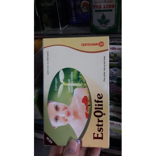 Estrolife - hạn chế sinh lý tuổi mãn kinh