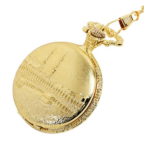 Đồng hồ dây chuyền quả quýt Q023 Size lớn