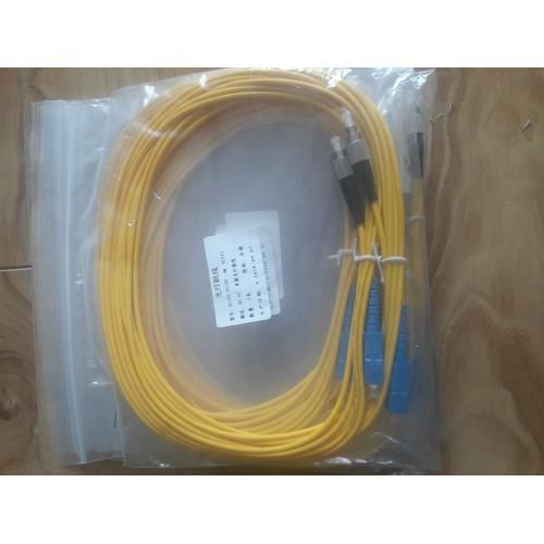 10 Dây nhảy quang Singlemode  FC UPC  SC UPC dài 3 m - 8116524 , 17742548 , 15_17742548 , 200000 , 10-Day-nhay-quang-Singlemode-FC-UPC-SC-UPC-dai-3-m-15_17742548 , sendo.vn , 10 Dây nhảy quang Singlemode  FC UPC  SC UPC dài 3 m