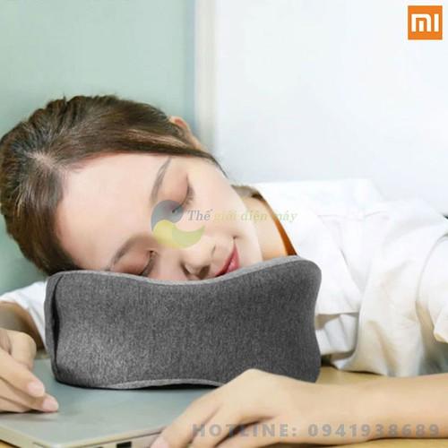 Gối massage cổ cao cấp Xiaomi HR-S100 vừa làm gối ngủ trưa vừa làm gối massage khi căng thẳng làm gối đi máy bay - Bảo hành 6 tháng - shop Thế giới điện máy