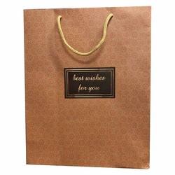 10 Túi giấy K05-ép kim chữ