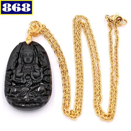 Dây chuyền Phật Thiên Thủ Thiên Nhãn 3.6 đen DIVTEB8 - 11125031 , 17761074 , 15_17761074 , 200000 , Day-chuyen-Phat-Thien-Thu-Thien-Nhan-3.6-den-DIVTEB8-15_17761074 , sendo.vn , Dây chuyền Phật Thiên Thủ Thiên Nhãn 3.6 đen DIVTEB8