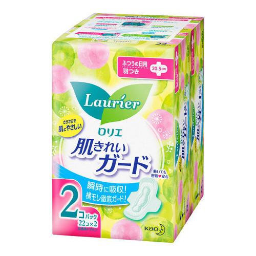 Băng vệ sinh Laurier có cánh ban ngày Nhật Bản 22 miếng