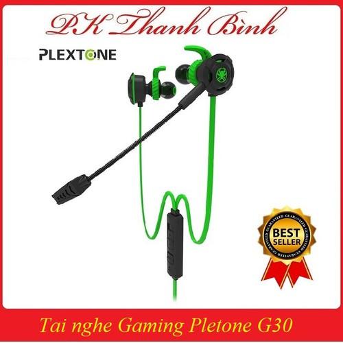 TAI NGHE PLEXTONE G30 - Siêu phẩm Gaming với Micro Kép - 4925452 , 17739774 , 15_17739774 , 360000 , TAI-NGHE-PLEXTONE-G30-Sieu-pham-Gaming-voi-Micro-Kep-15_17739774 , sendo.vn , TAI NGHE PLEXTONE G30 - Siêu phẩm Gaming với Micro Kép