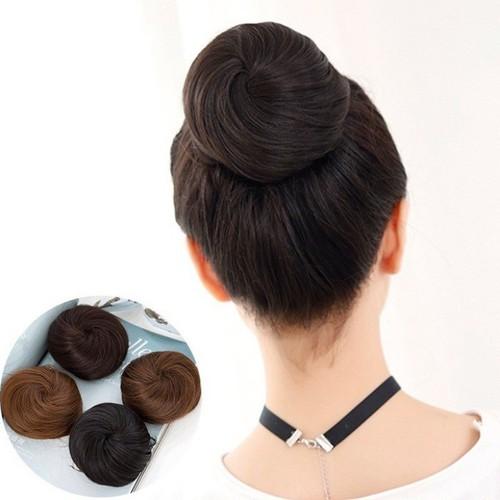 Búi tóc giả hoa - 4927774 , 17744252 , 15_17744252 , 94000 , Bui-toc-gia-hoa-15_17744252 , sendo.vn , Búi tóc giả hoa