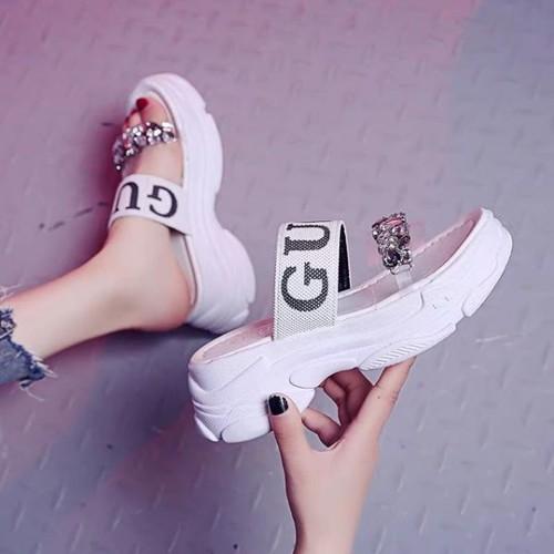 Giày sandal đế bánh mì hàng order - 8139070 , 17754200 , 15_17754200 , 530000 , Giay-sandal-de-banh-mi-hang-order-15_17754200 , sendo.vn , Giày sandal đế bánh mì hàng order