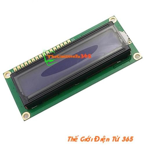 Màn Hình LCD 1602 5V Xanh Dương - Loại Tốt