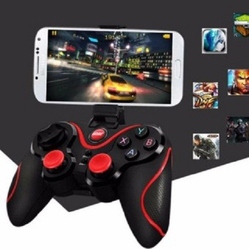 máy chơi game - tặng giá đỡ điện thoại