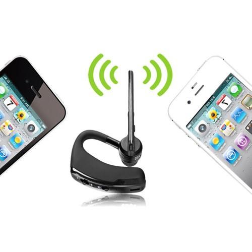 Tai nghe Bluetooth với công nghệ truyền tải không dây âm thanh chất lượng cao giúp tăng chất lượng đàm thoại
