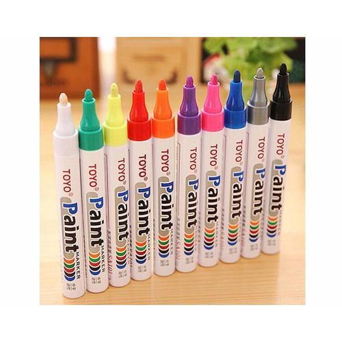 Bút sơn toyo, bút vẽ thông số lốp