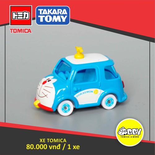 Xe mô hình Tomica Doraemon
