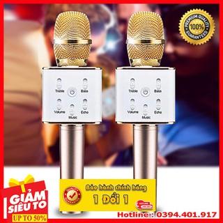 Micro karaoke bluetooth - Micro karaoke bluetooth Q7 thumbnail