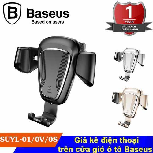 Giá đỡ điện thoại trên ô tô Baseus SUYL-01 chính hãng