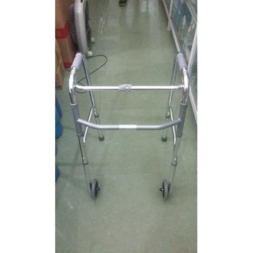 Khung tập đi có bánh xe dành cho người già, người khuyết tật - 19093995 , 17772295 , 15_17772295 , 550000 , Khung-tap-di-co-banh-xe-danh-cho-nguoi-gia-nguoi-khuyet-tat-15_17772295 , sendo.vn , Khung tập đi có bánh xe dành cho người già, người khuyết tật
